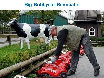 Big-Bobbycar-Rennbahn