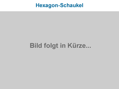 Hexagon-Schaukel