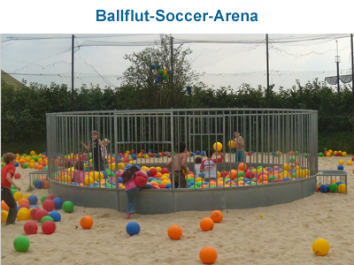 Ballflut-Soccer-Arena