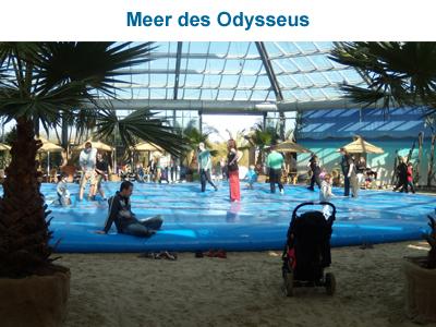 Meer des Odysseus