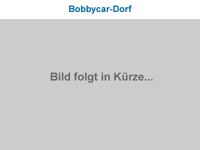 Bobbycar-Dorf